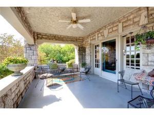 Stone House porch