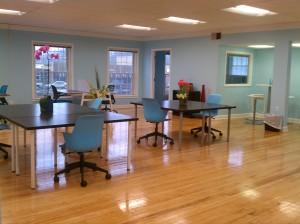 CoWork Waldo work space
