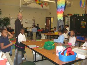 UA Kindergarten Class