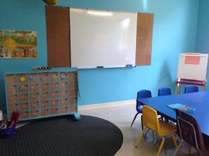 rhyme classroom blue