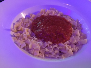 plate pasta