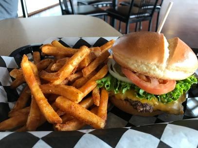 Burger State burger