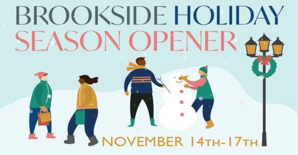 Brookside season opener